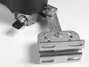 Automatismo para portão Dítec OBBI peças